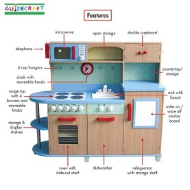 Guidecraft All In One Kitchen