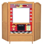 Guidecraft 4 in 1 Dramatic Play Theater - Diner
